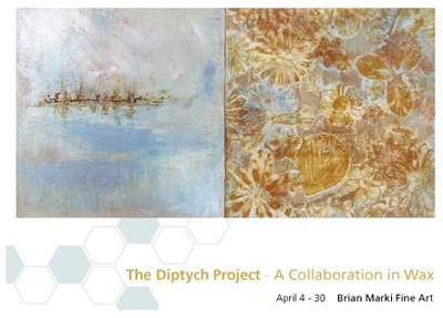 Diptych Project at Brian Marki