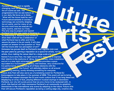 Future Arts Fest