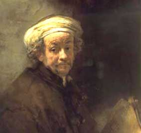 Rembrandt at PAM
