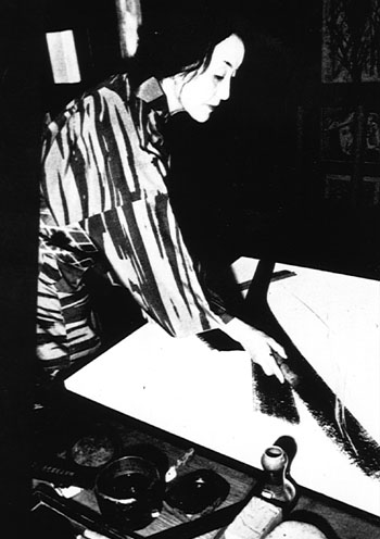 Toko Shinoda at work, courtesyPhilips Collection.jpg