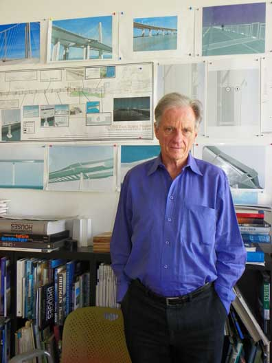 Port portland art news reviews Donald macdonald architects