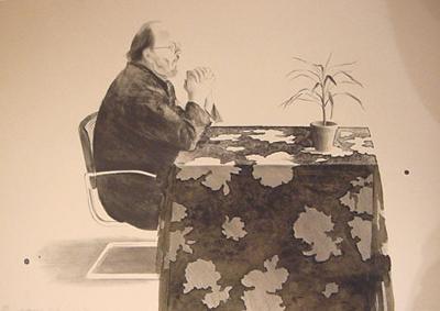 david hockney at augen gallery