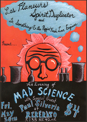 madscience at rererato
