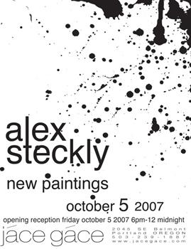 Alex Steckly at Jace Gace