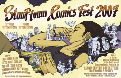Stumptown Comics Fest 2007