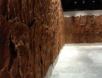 Giuseppe Penone at the 52nd Venice Biennale