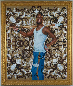 Kehinde Wiley at PAM